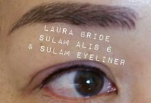 sulam eyeliner by Laura Bride