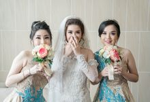 Fendy and Rebecca by Capotrait Photography