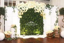 Albert And Fenny Intimate Wedding by Fun Factor Decoration
