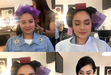 Before and after by Udy - Hair and Makeup Artist