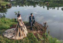 Love Story Risdian & Novi by Polaris Studio
