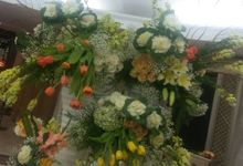 Rangkaian Acara Pernikahan Sari & Aulia by D'soewarna Planner & Organizer