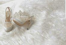 Ms. Fiji Wedding Shoes by Regis Bridal Shoes