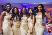 African Wedding in London by Obi Nwokedi Photographers