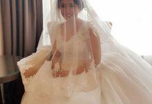 Wedding Yogi & Hilda by Fenny Yang Wedding Planner