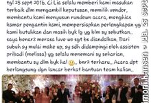 The Wedding Hansen & Ida 25 Sept 2016 by Luve WO