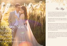 Raeymound & Angelin by Connectied Virtual Wedding