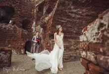 Kathy Prewedding by Fajar Kristiono Photography
