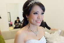 The Brides by Makeup By Luvina Ho