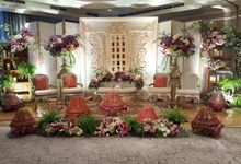 Wedding Reception on 25 February 2017 by Hotel Gran Mahakam