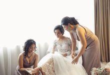 My Beautiful Bride by Melisa Sigit