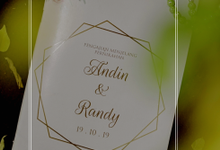 Pengajian Andin & Randy by UK International Jakarta