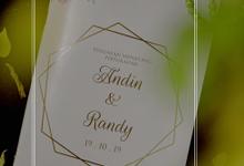 Pengajian Andin & Randy by UK International Jakarta