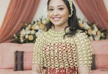 Siraman Andin by UK International Jakarta