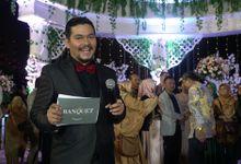 Wedding Day of Uki & Dea by D'banquet Pantai Mutiara