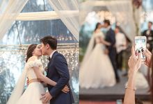 Celebrating - MeiTheng & Chee Ern  by Joie Z Bridal Gallery