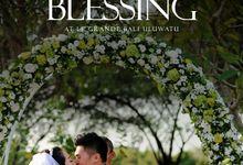 Janjiku Wedding Blessing Package by Le Grande Bali Uluwatu
