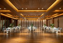 Event at Aarunya Ballroom by Six Senses Uluwatu, Bali