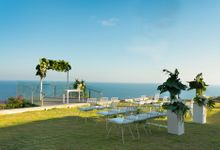 Aarunya Wedding Venue by Six Senses Uluwatu, Bali
