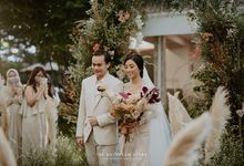 Wedding of Ulya & Seno by Laguna Park