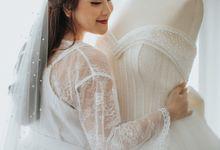 Wedding of Fadli & Carolina by d'Bride House
