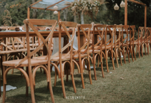 The Wedding Of Tiwi & Rhendy by Uncle D Dekor