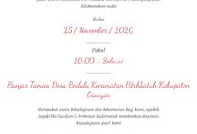 Undangan Website Eka & Lilie by undang.me