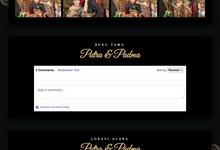 Undangan Website Gung Putra & Ayu Padma by undang.me