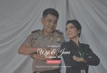 Undangan Website Wiji & Jumi by undang.me