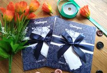 UNDANGAN SOFTCOVER by Aura: Undangan Pernikahan | Wedding Invitation
