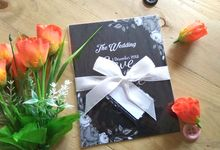 UNDANGAN SOFTCOVER by Aura: Undangan Pernikahan | Wedding Invitation
