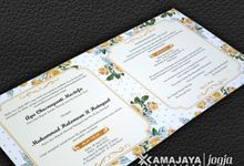 Undangan Pernikahan Ayu - Moan by KAMAJAYA KREASINDO