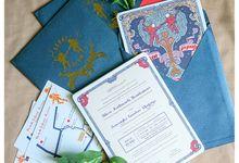 Invitation for Sasongko & Niken by Soraksorai