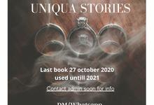PROMO BULAN OKTOBER 2020 by Uniqua stories
