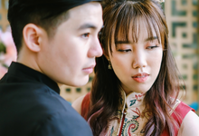 Jessica + Ernest  by Uniqua stories