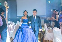 Jolene Wedding Day by Yue Qi Makeup Artistry
