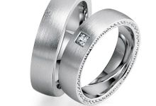 Saint Maurice Wedding Bands by Benny's Gems Creations