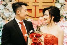 Fenny & Randy E-Day by Twogather Wedding Planner