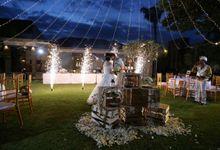 Michelle & Rio Wedding - by Alindra Villa