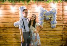 JULIUS & MONICA WEDDING by Alindra Villa