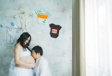 K E N Z O  maternity photoshoot by Mayayamy