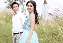 Dax & Mellisa Pre Wedding by Fenny Wong Indonesia