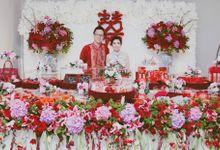 Sangjit Decoration Gisella by Seserahan & Sangjit by Sentra Bunga