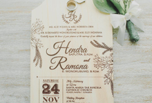Hendra & Ramona by unravel photograph