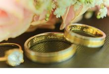 Wedding Details by DLPRO Photography & Videography