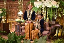 Ajeng&AGiie Wedding by Batik Rosethree