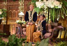 Ajeng&AGiie Wedding by Batik Rosethree