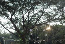 WEDDING OWEN & DESSY by Raffles Hills Cibubur - On Green Garden Venue