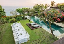 THE BVLGARI VILLA WEDDING by Bvlgari Resort Bali