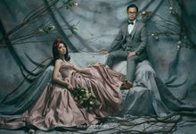 Henry & Beby Indoor Prewedding by Mario The Nine
